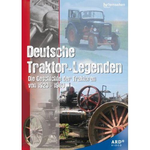 Marcus Hansmann - Deutsche Traktor-Legenden - Die Geschichte der Traktoren von 1920-1980 - Preis vom 15.04.2021 04:51:42 h