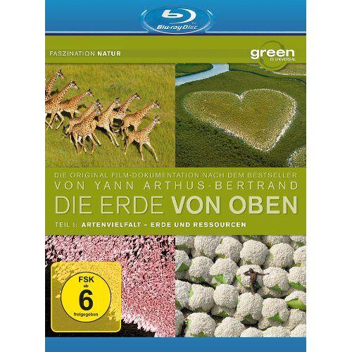 - Die Erde von Oben - TV Serie Teil 1: Artenvielfalt, Erde und Ressourcen [Blu-ray] - Preis vom 15.05.2021 04:43:31 h