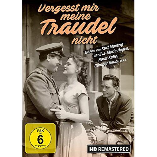Kurt Maetzig - Vergesst mir meine Traudl nicht (HD-Remasterd) - Preis vom 18.10.2020 04:52:00 h