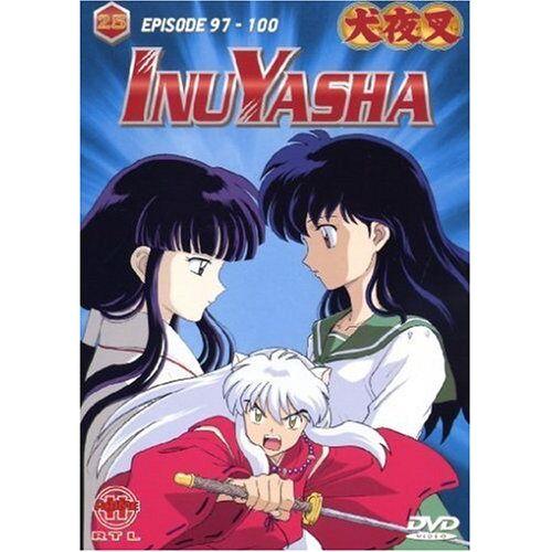 - InuYasha Vol. 25 - Episode 97-100 - Preis vom 06.05.2021 04:54:26 h