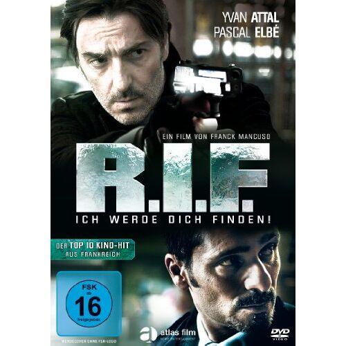 Franck Mancuso - R.I.F. - Ich werde dich finden - Preis vom 20.10.2020 04:55:35 h