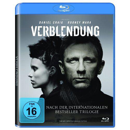 David Fincher - Verblendung [Blu-ray] - Preis vom 18.04.2021 04:52:10 h