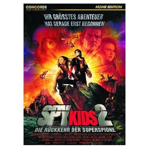 Antonio Banderas - Spy Kids 2 - Die Rückkehr der Superspione - Preis vom 24.09.2020 04:47:11 h