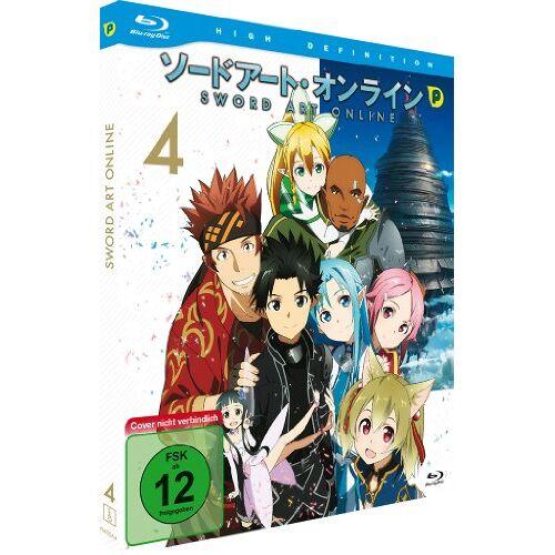 Tomohiko Ito - Sword Art Online - Vol. 4 [Blu-ray] - Preis vom 06.09.2020 04:54:28 h