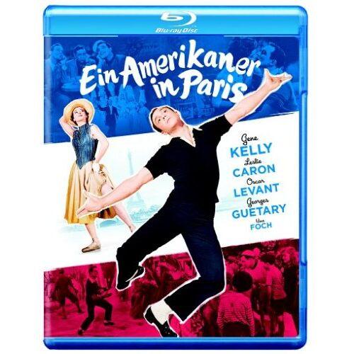 Vincente Minnelli - Ein Amerikaner in Paris [Blu-ray] - Preis vom 27.11.2019 05:54:47 h