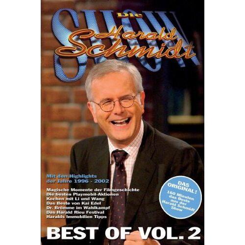 Harald Schmidt - Best of Harald Schmidt Show Vol. 2 - Preis vom 09.05.2021 04:52:39 h