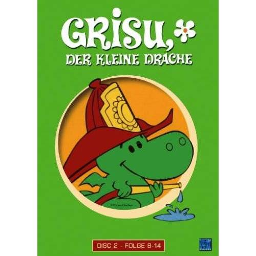Toni Grisu - Der kleine Drache 2 - Folgen 08-14 - Preis vom 05.09.2020 04:49:05 h