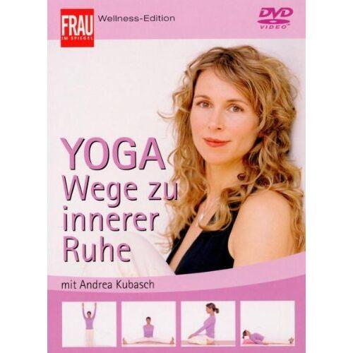 Andrea Kubasch - Yoga - Wege zu innerer Ruhe - Preis vom 08.05.2021 04:52:27 h