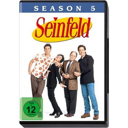 Tom Cherones - Seinfeld - Season 5 [4 DVDs] - Preis vom 17.11.2020 05:49:32 h