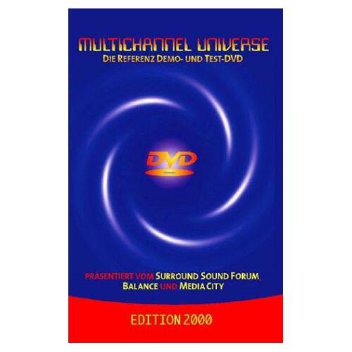 - Multichannel Universe Edition 2000 - Preis vom 06.09.2020 04:54:28 h