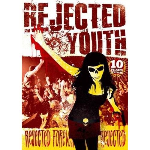 Mathias Mieth - Rejected Youth - Rejected Forever Forever Rejected - Preis vom 20.10.2020 04:55:35 h
