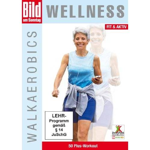 - BamS - Walkaerobics: 50 Plus - Workout - Preis vom 06.05.2021 04:54:26 h