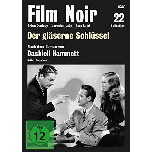 Stuart Heisler - Der gläserne Schlüssel - Preis vom 15.12.2019 05:56:34 h