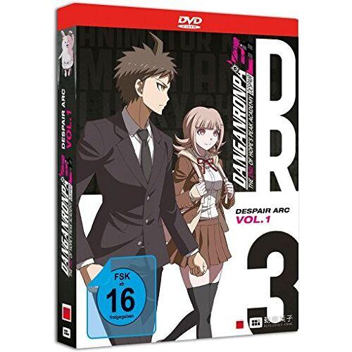 Seiji Kish - Danganronpa 3: Despair Arc - DVD 1 - Preis vom 06.09.2020 04:54:28 h