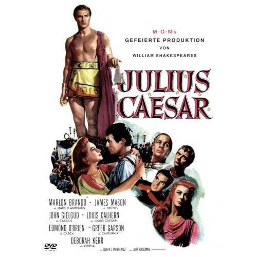 Joseph L. Mankiewicz - Julius Caesar - Preis vom 07.05.2021 04:52:30 h