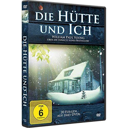 Stephan Blinn - Die Hütte und ich [3 DVDs] - Preis vom 06.05.2021 04:54:26 h