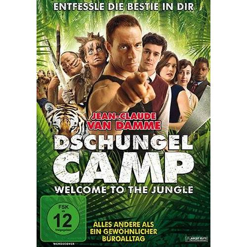 Rob Meltzer - Dschungelcamp - Welcome to the Jungle - Preis vom 20.10.2020 04:55:35 h