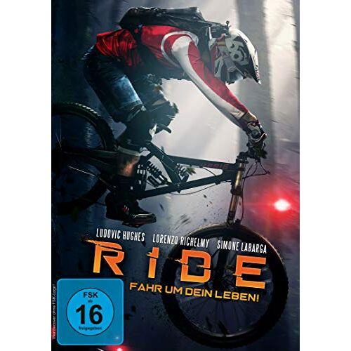 Jacopo Rondinelli - Ride - Fahr um dein Leben! - Preis vom 16.05.2021 04:43:40 h