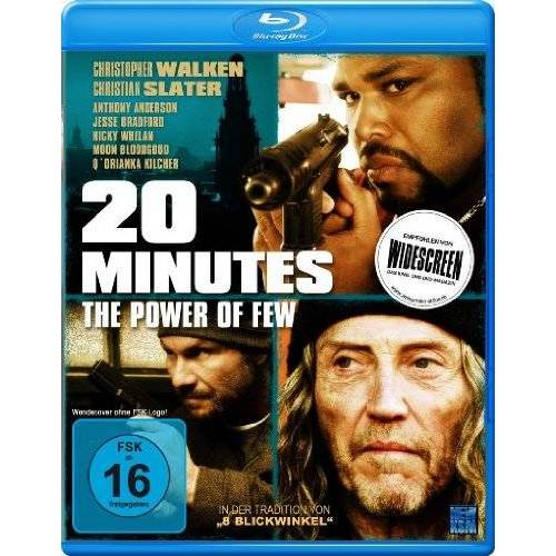 Leone Marucci - 20 Minutes - The Power of Few [Blu-ray] - Preis vom 06.03.2021 05:55:44 h