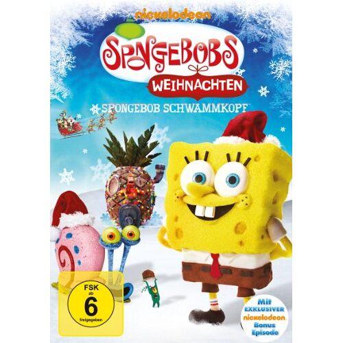 - SpongeBob Schwammkopf - SpongeBobs Weihnachten - Preis vom 08.04.2021 04:50:19 h