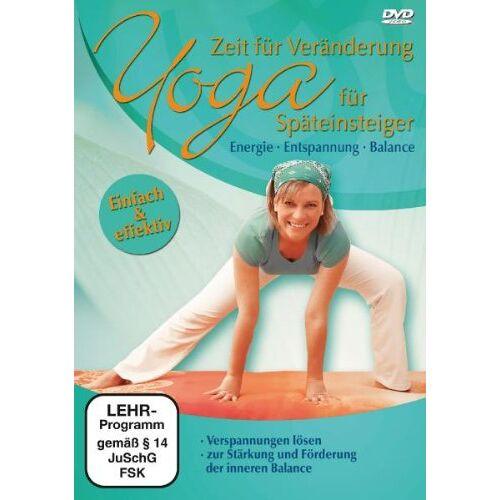 - Yoga für Späteinsteiger - Preis vom 03.05.2021 04:57:00 h