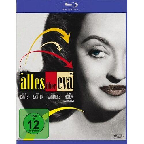 Joseph L. Mankiewicz - Alles über Eva [Blu-ray] - Preis vom 28.02.2021 06:03:40 h