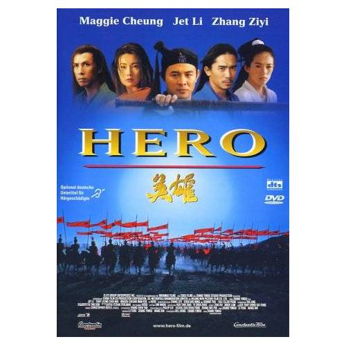 Jet Li - Hero [Verleihversion] - Preis vom 19.10.2020 04:51:53 h