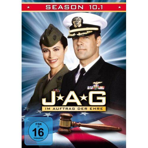 Joe Napolitano - JAG: Im Auftrag der Ehre - Season 10, Vol. 1 [3 DVDs] - Preis vom 06.03.2021 05:55:44 h