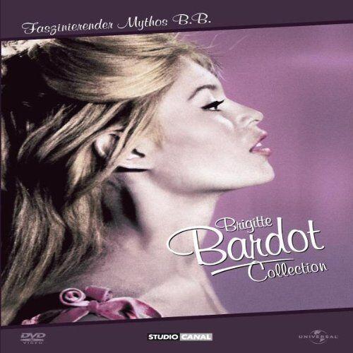 Brigitte Bardot - Brigitte Bardot Collection [3 DVDs] - Preis vom 28.03.2020 05:56:53 h