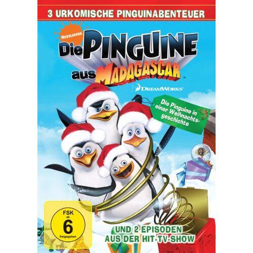 Gary Trousdale - Die Pinguine aus Madagascar - Die Pinguine in einer Weihnachtsgeschichte - Preis vom 14.04.2021 04:53:30 h