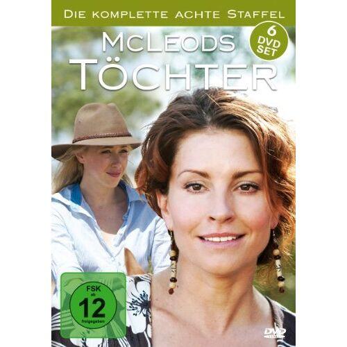Aaron Jeffery - McLeods Töchter - Staffel 8 [6 DVDs] - Preis vom 03.12.2020 05:57:36 h