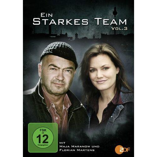 Johannes Grieser - Ein starkes Team: Volume 3 [2 DVDs] - Preis vom 25.02.2021 06:08:03 h