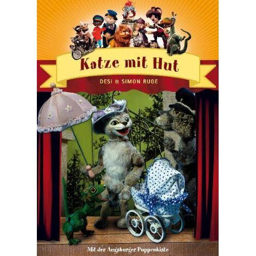 Sepp Strubel - Augsburger Puppenkiste - Katze mit Hut - Preis vom 12.04.2021 04:50:28 h