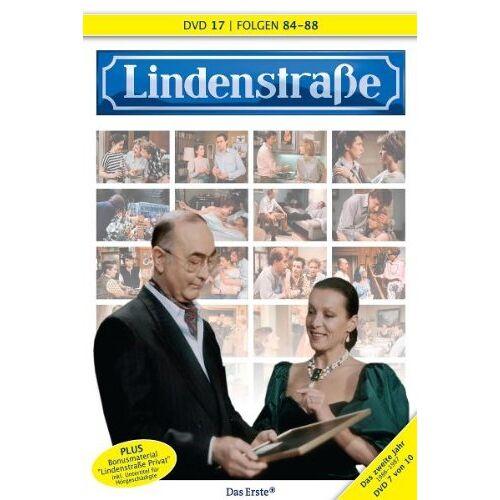 Herwig Fischer - Lindenstraße - DVD 17 (Folge 84 - 88) - Preis vom 24.02.2021 06:00:20 h