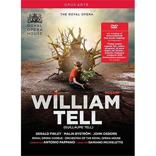 Gioacchino Rossini - Rossini: Guillaume Tell (Royal Opera House, 2016) [2 DVDs] - Preis vom 20.10.2020 04:55:35 h