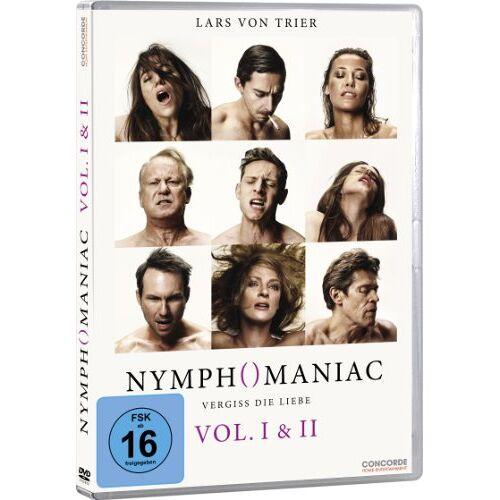 Lars Trier - Nymphomaniac Vol. I & II [2 DVDs] - Preis vom 10.05.2021 04:48:42 h