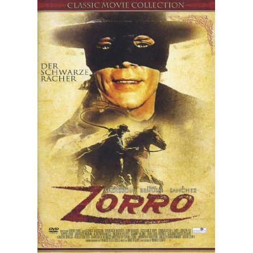 Guido Zurli - Zorro - Der schwarze Rächer - Preis vom 23.02.2021 06:05:19 h