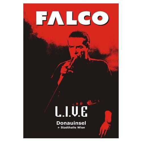 Falco - L.I.V.E. Donauinsel + Stadthalle Wien - Preis vom 27.02.2021 06:04:24 h