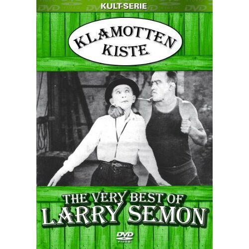 Larry Semon - Klamottenkiste - The Very Best Of Larry Semon - Preis vom 09.12.2019 05:59:58 h