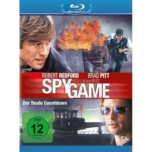 Scott Spy Game - Der finale Countdown [Blu-ray] - Preis vom 23.02.2020 05:59:53 h
