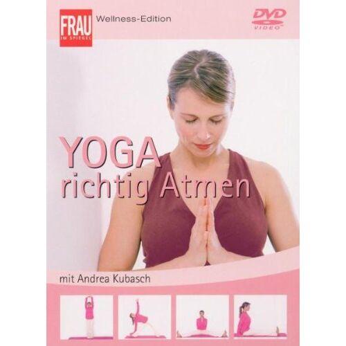 Andrea Kubasch - Yoga - Richtig atmen - Preis vom 08.05.2021 04:52:27 h