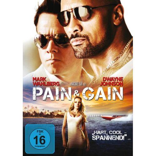 Mark Wahlberg - Pain & Gain - Preis vom 13.04.2021 04:49:48 h