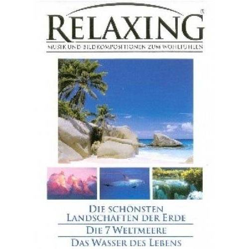 - Relaxing 1 (3 DVDs) - Preis vom 13.05.2021 04:51:36 h