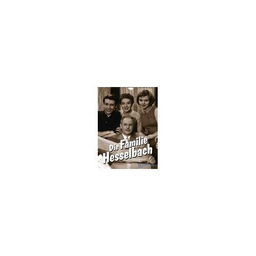Wolf Schmidt - Die Familie Hesselbach (6 DVDs) - Preis vom 28.02.2021 06:03:40 h