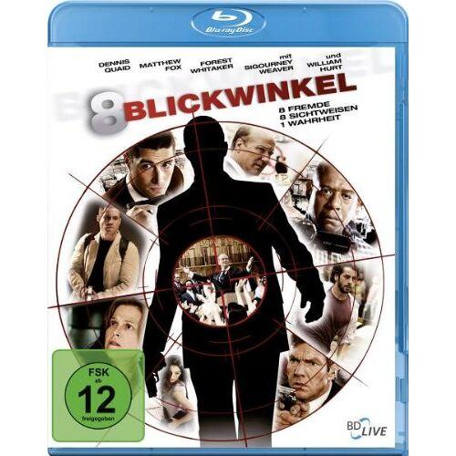 Pete Travis - 8 Blickwinkel [Blu-ray] - Preis vom 20.10.2020 04:55:35 h