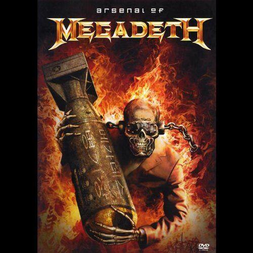 Megadeth - Arsenal of Megadeth [2 DVDs] - Preis vom 13.05.2021 04:51:36 h