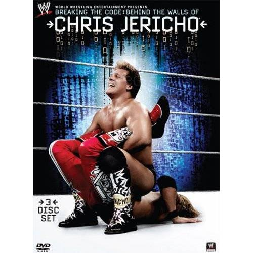 Chris Jericho - WWE - Chris Jericho/Breaking the Code: Behind the Walls of Chris Jericho [3 DVDs] - Preis vom 11.04.2021 04:47:53 h