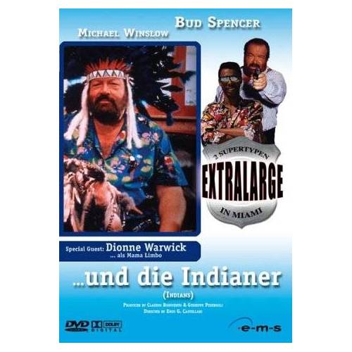 Alessandro Capone - Extralarge 12: Extralarge und die Indianer - Preis vom 20.02.2020 05:58:33 h