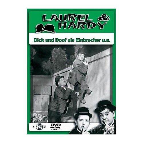 Oliver Hardy - Laurel & Hardy - Dick und Doof als Einbrecher u.a. - Preis vom 11.05.2021 04:49:30 h