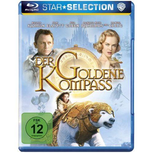 Chris Weitz - Der Goldene Kompass [Blu-ray] - Preis vom 17.01.2020 05:59:15 h